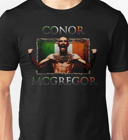 Conor - McGregor Irish Legend of the UFC Unisex T-Shirt
