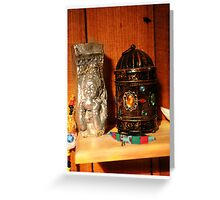 Ishka items  Greeting Card