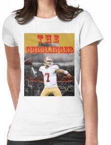KAEP THE GUNSLINGER Womens Fitted T-Shirt