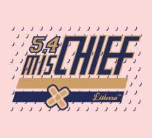 5 , 4 misCHIEF Baby Tee