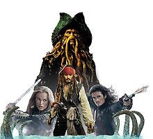 Pirates of the Caribbean by AdamMcColm