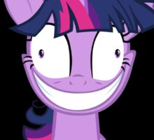 Twilight Sparkle Love and Tolerate Sticker