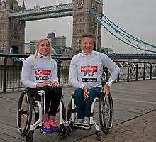 Shelly Woods & David Weir by Keith Larby