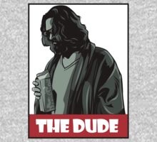 The Big Lebowski - The Dude by Cessull