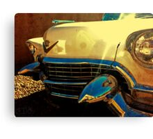 55 Caddy Canvas Print