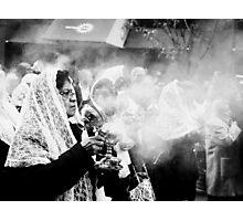 Incensed Photographic Print