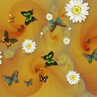 Butterfly Haven by aprilann
