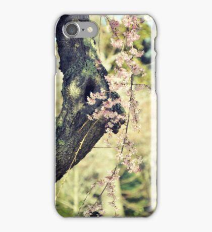 Hanging Blooms iPhone Case/Skin