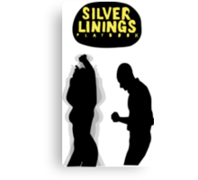 Silver Linings Playbook Canvas Print