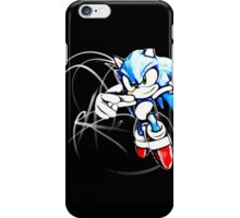 The sonic phone cases iPhone Case/Skin