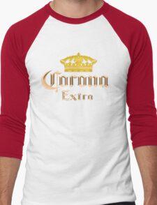 Vintage Corona Beer Men's Baseball ¾ T-Shirt