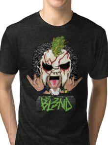 DJ BL3ND - DJ BLEND Tri-blend T-Shirt
