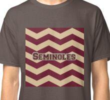 FSU Chevron Style1 Classic T-Shirt