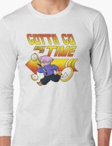 Time Traveling Trunks! Long Sleeve T-Shirt