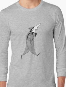 French Hipster Long Sleeve T-Shirt