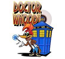 DOCTOR WHOODY Photographic Print