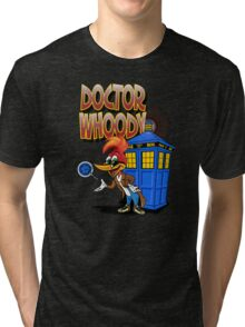 DOCTOR WHOODY Tri-blend T-Shirt