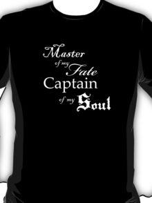Master & Captain tshirt T-Shirt