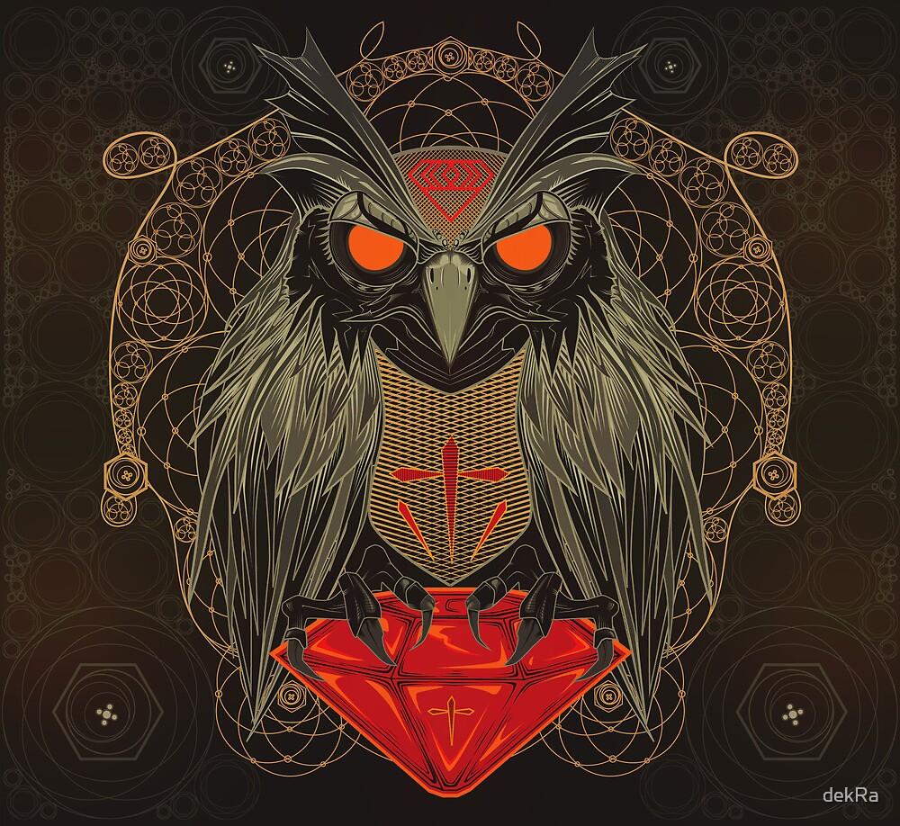 Owl by dekRa