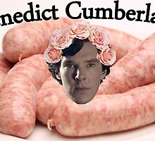 Benedict Cumberland from Sausagelock by molley13