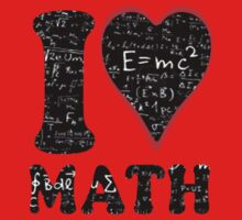 I love math by Raone10