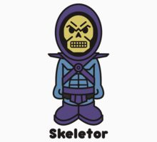 Skeletor cartoon by JamesShannon