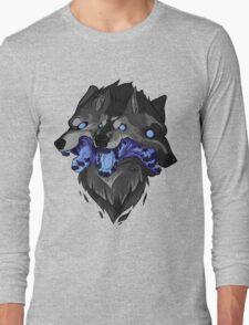 Weird Dog Long Sleeve T-Shirt