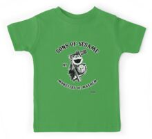 Sons Of Sesame kids sizes Kids Tee