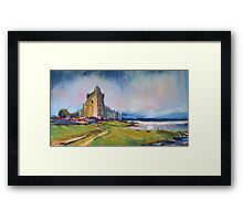 Afternoon with History Framed Print