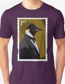 Old Timey Penguin T-Shirt