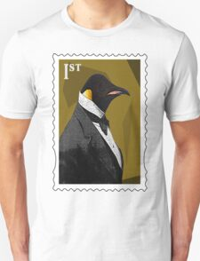Old Timey Penguin T-Shirt