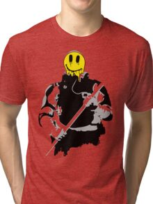 Swat (Smiley) Tri-blend T-Shirt