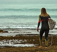 Lady Surfer 1 by mspfoto