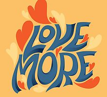 More Love by hbitik