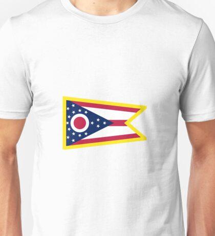 Ohio Flag Unisex T-Shirt