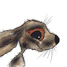 HAPPY HARE by Hares & Critters