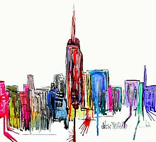 new york inked by bri-b