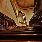 The staircase... by Stephen Burke