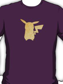 Pikachu Electric Bolts Design T-Shirt