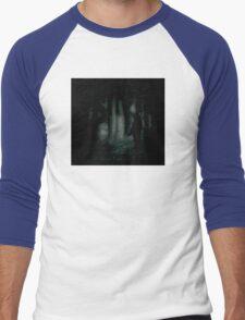 Lurking In Woods  Men's Baseball ¾ T-Shirt