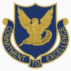 106th Aviation Regiment - Commitment To Excellence by VeteranGraphics