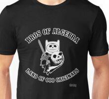 BROS OF ALGEBRA Unisex T-Shirt