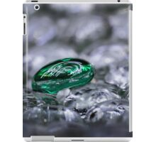 Green Solitude iPad Case/Skin