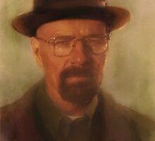 Walter White by bamboozerz