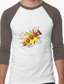 boom Men's Baseball ¾ T-Shirt