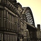 Newcastle upon Tyne Quayside, England by daran6795