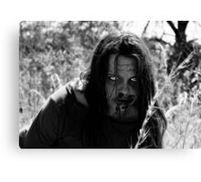 The Zombie on the Hill Canvas Print