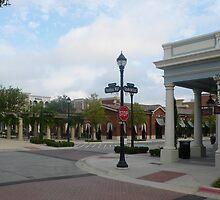 Southlake Town Square by Tom Gomez