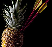 I Hate Fruit - Pineapple by Alan Organ LRPS