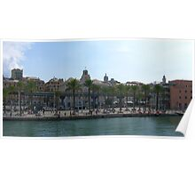 Genoa Waterfront Poster